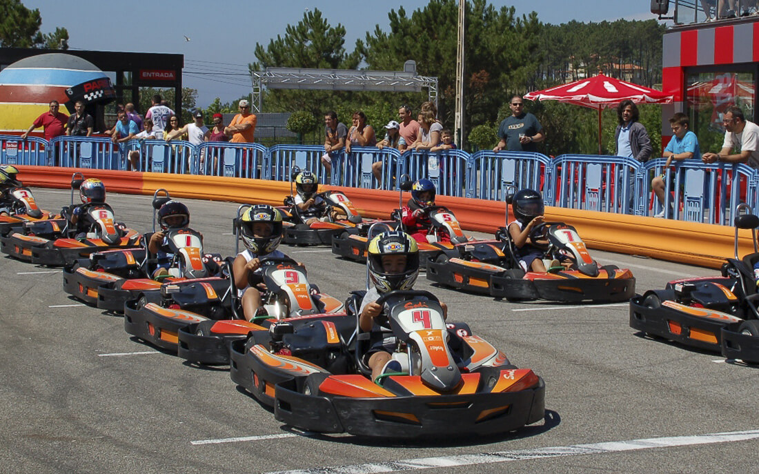 Junior Race