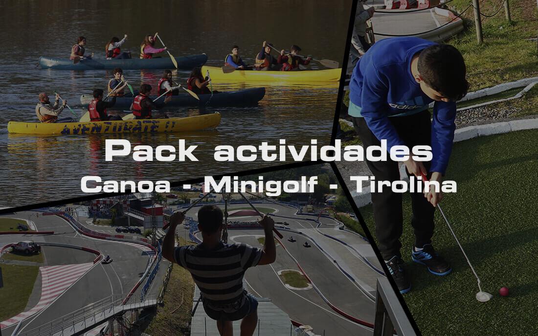 Pack Actividades